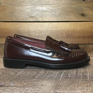 BASS & CO Weejuns Marietta II Slip On Woven Loafer